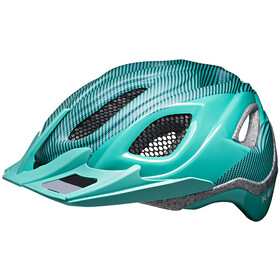 KED Certus Pro casco per bici turchese